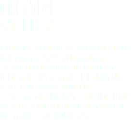Creative Stephen Crafting experiences whether in still form or in a AAA videogame, Stephen puts all of his heart and mind into every project that lands across his desk. With UX development the key is finding that way to merge form and function in the most beautiful of ways.